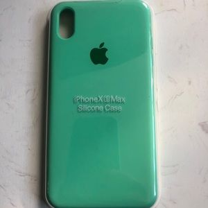 Apple iPhone X/Xs/ Xs MAX Soft Silicone Case Cover
